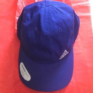 🚨SOLD NWT Adidas Hat blue / purple New